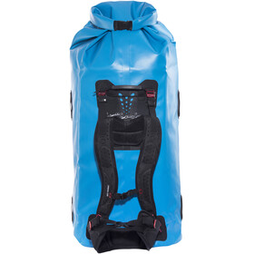 Sea to Summit Hydraulic - Accessoire de rangement - with Harness 120L bleu